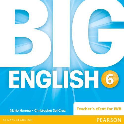 Big English 6 Teacher's eText: Big English 6 Teacher's eText CD-Rom 6 - Big English (CD-ROM)