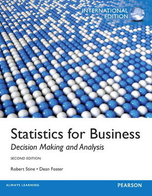 Statistics for Business, plus MyStatLab with Pearson eText