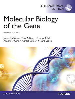 Molecular Biology, plus MasteringBiology with Pearson eText