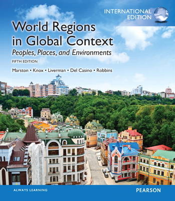 Global Context, plus MasteringGeography with Pearson eText