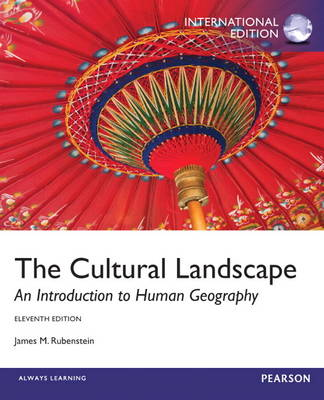 Cultural Landscape, Plus MasteringGeography with Pearson Etext