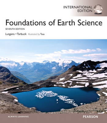 Earth Science, Plus MasteringGeology with Pearson Etext