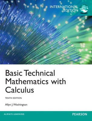 Technical Mathematics, plus MyMathLab with Pearson eText