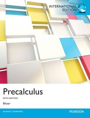 Precalculus, plus MyMathLab with Pearson eText