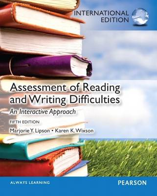 Assessment of Reading and Writing, plus MyEducationLab with Pearson eText