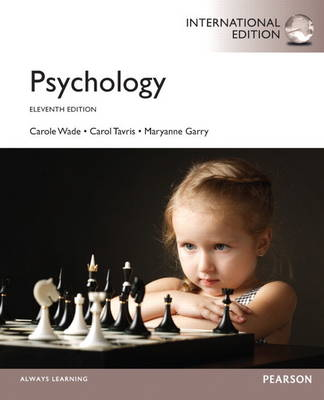 Psychology, plus MyPsychLab with Pearson eText