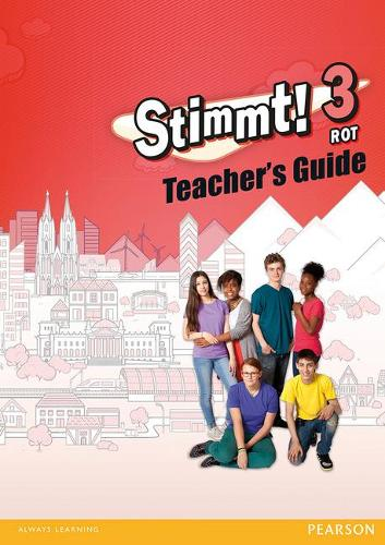 Stimmt! 3 Rot Teacher Guide - Stimmt! (Spiral bound)