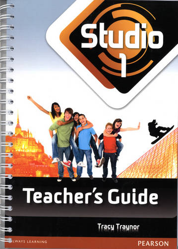 Studio 1 Teacher Guide New Edition - Studio (Spiral bound)