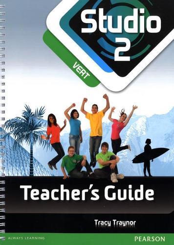 Studio 2 Vert Teacher Guide New Edition - Studio (Spiral bound)