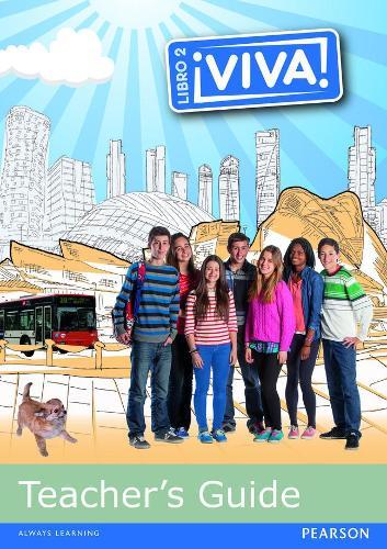 Viva! 2 Teacher Guide - Viva! (Spiral bound)