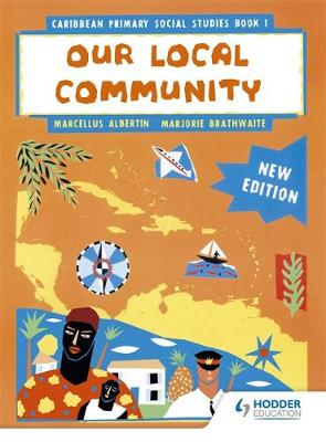 Caribbean Primary Social Studies Book 1 - MoE Belize Edition (Paperback)
