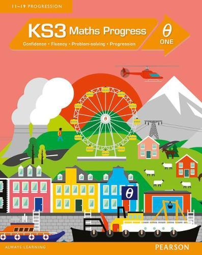 KS3 Maths Progress Student Book Theta 1 - Maths Progress (Paperback)