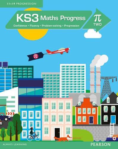 KS3 Maths Progress Student Book Pi 2 - Maths Progress (Paperback)
