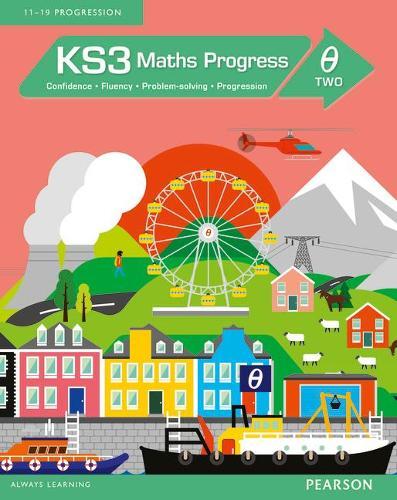 KS3 Maths Progress Student Book Theta 2 - Maths Progress (Paperback)