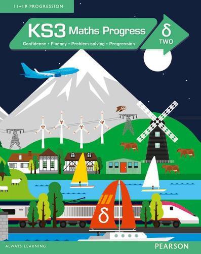 KS3 Maths Progress Student Book Delta 2 - Maths Progress (Paperback)
