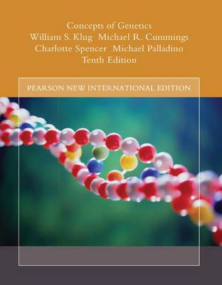 Concepts of Genetics, Plus MasteringGenetics without eText