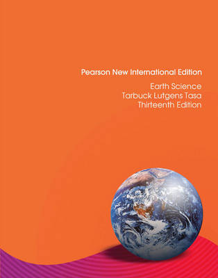Earth Science: Pearson New International Edition / Earth Science: Pearson New International Edition Access Card:Without eText