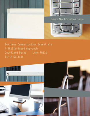 Business Communication Essentials, Plus MyBcommLab without eText