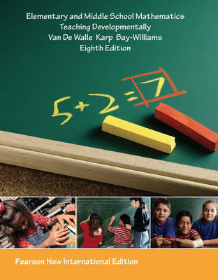 Elementary and Middle School Mathematics, Plus MyEducationLab without eText