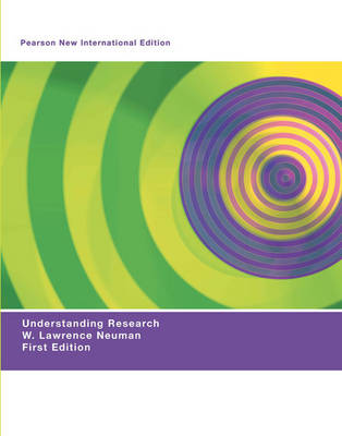 Understanding Research Pearson New International Edition, plus MyResearchKit without eText