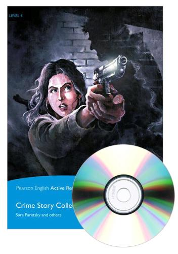 Level 4: Crime Story Collection Book and Multi-ROM with MP3 Pack - Pearson English Active Readers