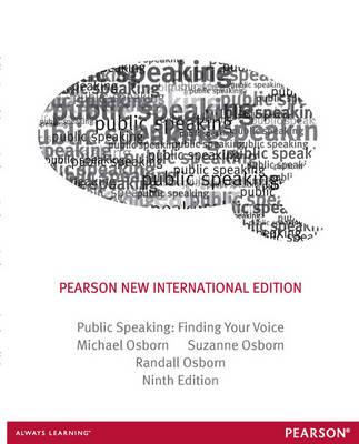 Public Speaking Plus MyCommunicationLab without eText