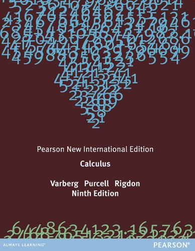 Calculus Pearson New International Edition, plus MyMathLab without eText