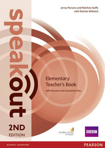 Speakout Elementary 2nd Edition Teacher's Guide - speakout (Paperback)