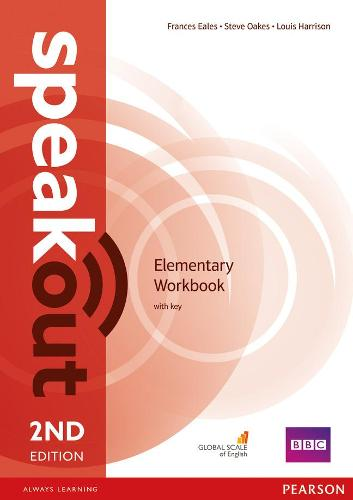 Speakout Elementary 2nd Edition Workbook with Key - speakout (Paperback)