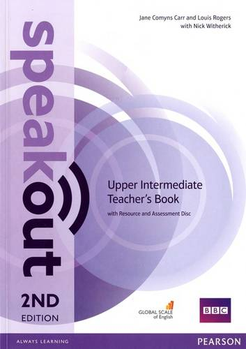 Speakout Upper Intermediate 2nd Edition Teacher's Guide for Pack - speakout (Paperback)