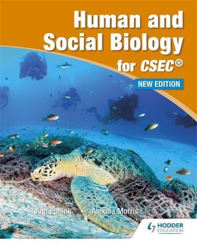 Human & Social Biology for CSEC - New Edition (Paperback)