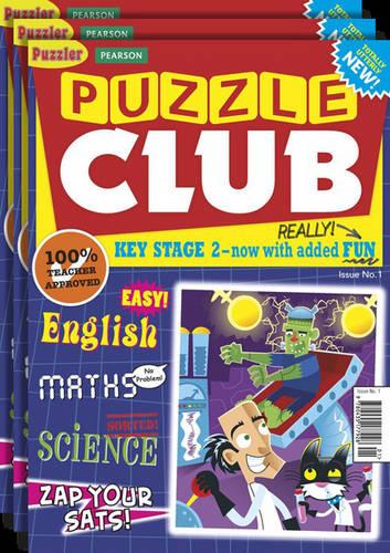Puzzle Club Issue 1 half-class pack (15) - Puzzler Media