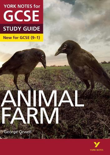Animal Farm: York Notes for GCSE (9-1) - York Notes (Paperback)