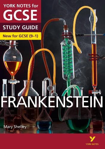 Frankenstein: York Notes for GCSE (9-1) - York Notes (Paperback)