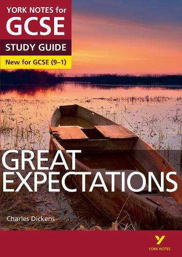 Great Expectations: York Notes for GCSE (9-1) - York Notes (Paperback)