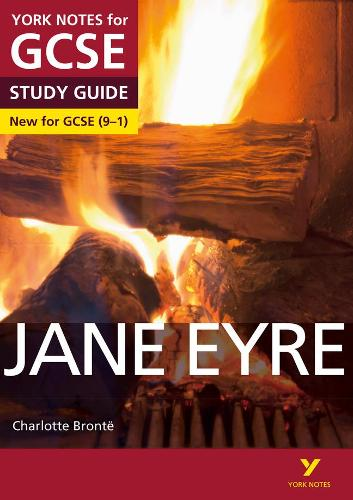 Jane Eyre: York Notes for GCSE (9-1) - York Notes (Paperback)