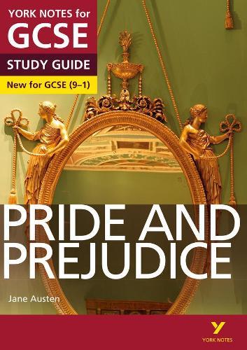 Pride and Prejudice: York Notes for GCSE (9-1) - York Notes (Paperback)