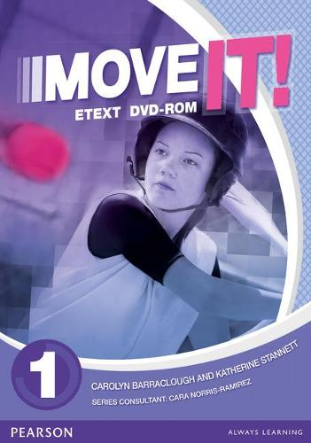 Move It! 1 eText CD-ROM - Next Move (CD-ROM)