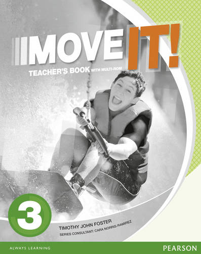Move It! 2 Teacher's Book for pack - Next Move (Paperback)