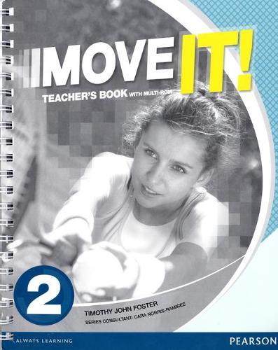 Move it!: Move It! 2 Teacher's Book & Multi-ROM Pack Teacher's Book Book 2 - Next Move