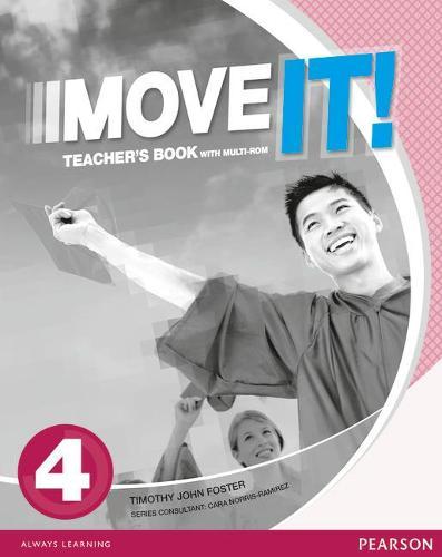Move it! 4 Teacher's Book & Multi-Rom Pack: Move It! 4 Teacher's Book & Multi-ROM Pack 4 - Next Move