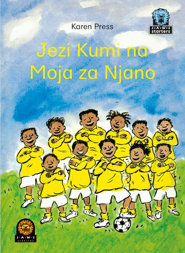 JAWS Kiswahili : Eleven Yellow Jerseys - JAWS Readers for Kiswahili (Paperback)