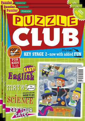 Puzzle Club Issue 2 half-class pack (15) - Puzzler Media