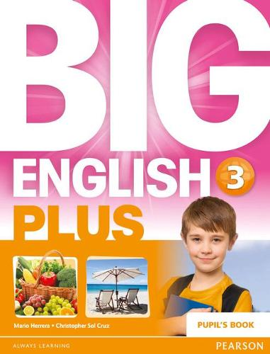 Big English Plus 3 Pupil's Book: Big English Plus 3 Pupil's Book 3 - Big English (Paperback)