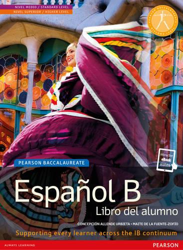 Pearson Baccalaureate: Espanol B new bundle (not pack) - Pearson International Baccalaureate Diploma: International Editions
