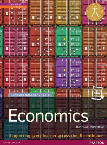 Pearson Baccalaureate: Economics new bundle (not pack) - Pearson International Baccalaureate Diploma: International Editions