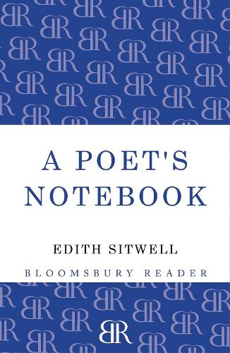 A Poet's Notebook (Paperback)