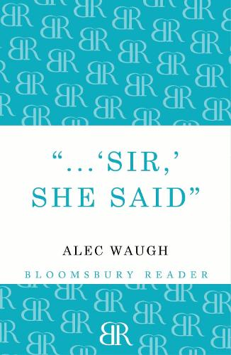 'Sir!' She Said (Paperback)
