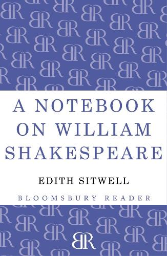 A Notebook on William Shakespeare (Paperback)