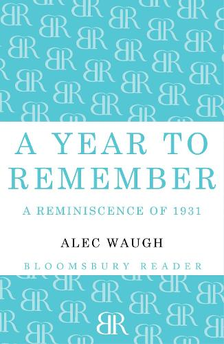 A Year to Remember: A Reminiscence of 1931 (Paperback)